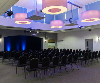 Function Room with theatre style seating