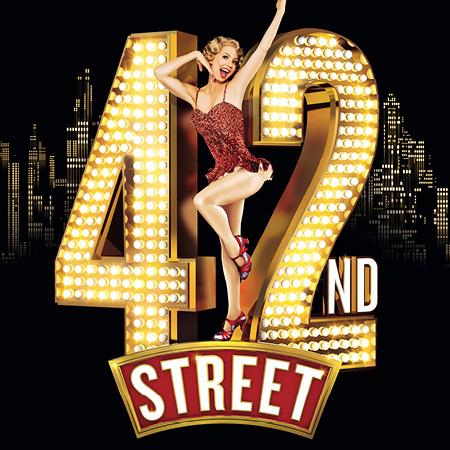 42nd Street Show Logo