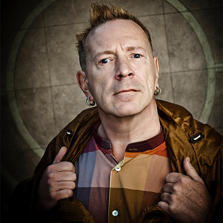 John Lydon - I Could Be Wrong, I Could Be Right live at Camberley Theatre