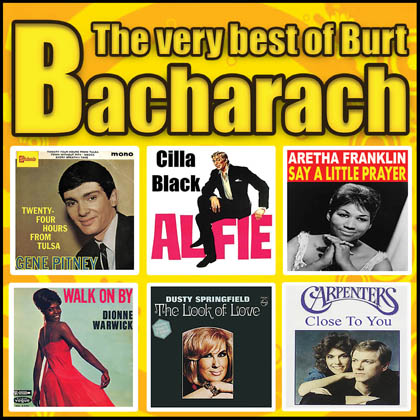 Back to Bacharach bring you The Sensational Soundtrack of the 60's and beyond