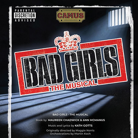 Bad Girls The Musical performing at a show