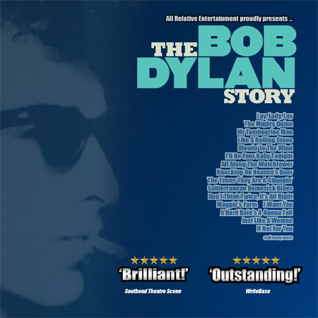 The Bob Dylan Story - The Greatest Hits Show performing at Camberley Theatre
