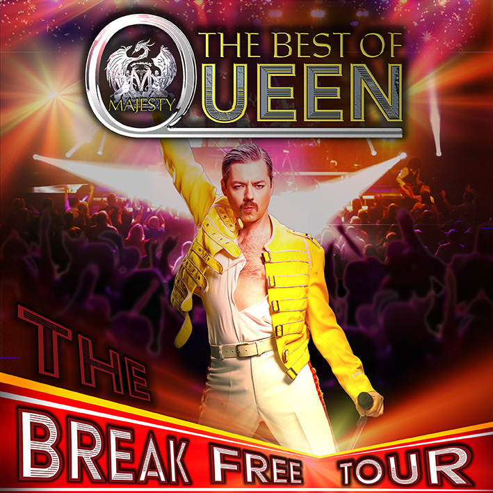 Event image for The Best of Queen - Break Free Tour