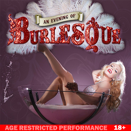 Event image for An Evening of Burlesque at Camberley Theatre