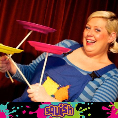 Circus Skills with Patches the Clown 20th November 2021