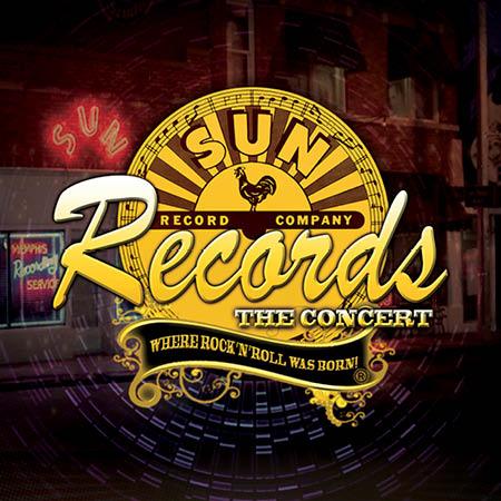 The Sun Records Concert Show logo