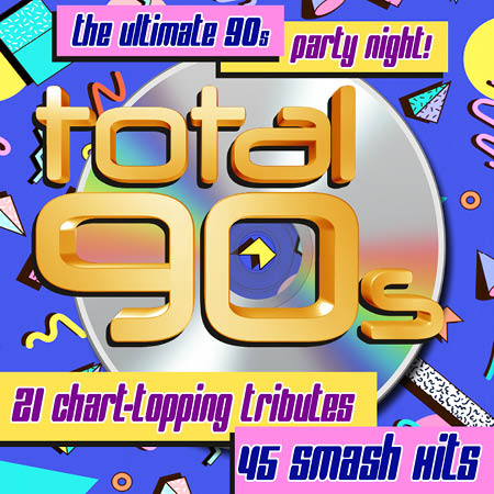 Event image for Total 90's at Camberely Theatre