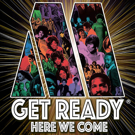 Event image for Get Ready - Here We Come