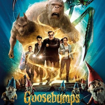 Event image for Goosebumps at Camberley Theatre