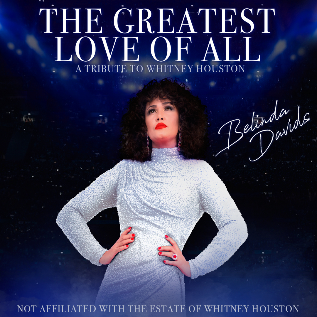 Event image for The Greatest Love Of All featuring Belinda Davids