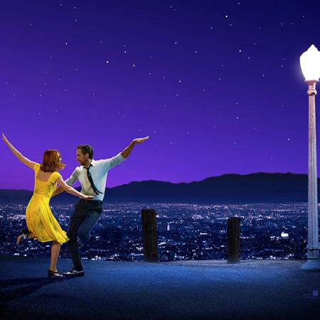 Ryan Gosling and Emma Stone Dancing