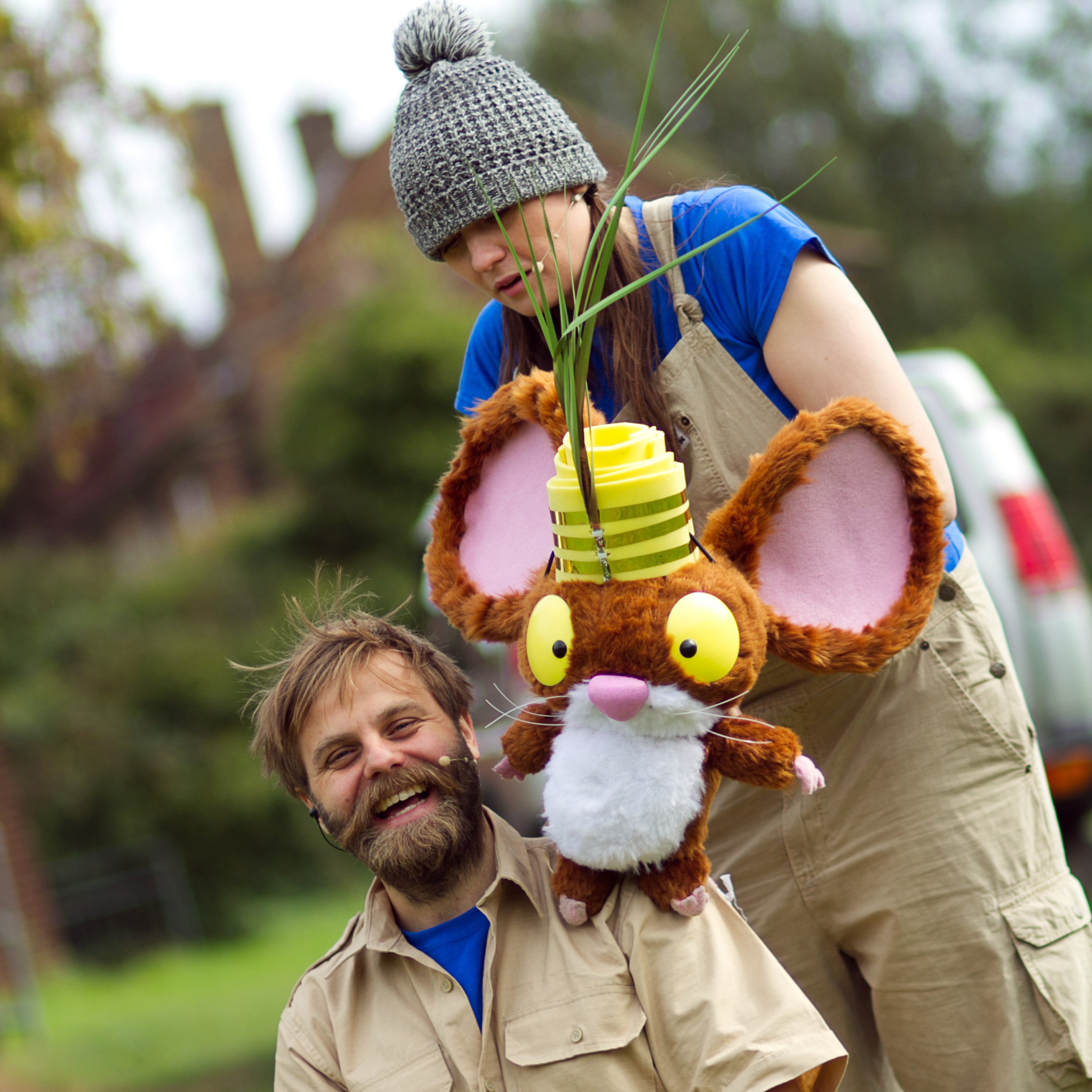 Event image for The Lion Inside at Theatre in the Park