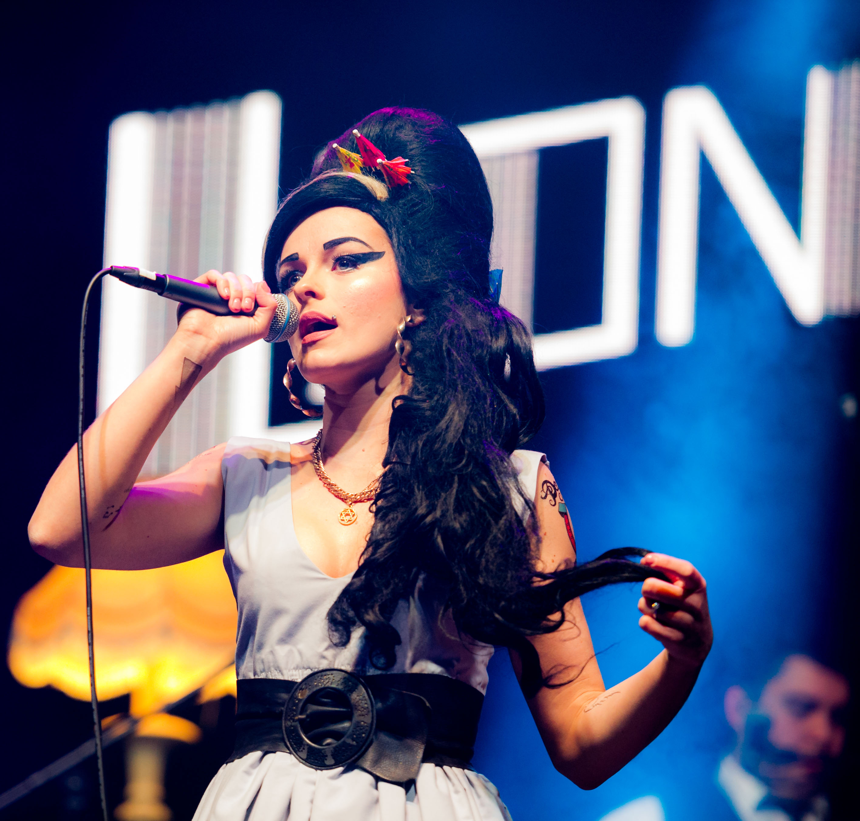 Event image for Lioness – The Amy Winehouse Experience on 14th October 2021