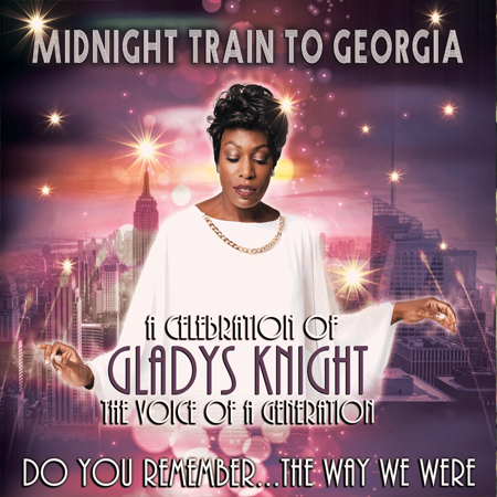 Midnight Train To Georgia: A Celebration of Gladys Knight performing at a show