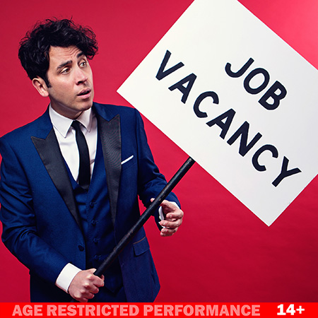 Pete Fireman performing his new tour, Pete Firman & The Amazing TBC