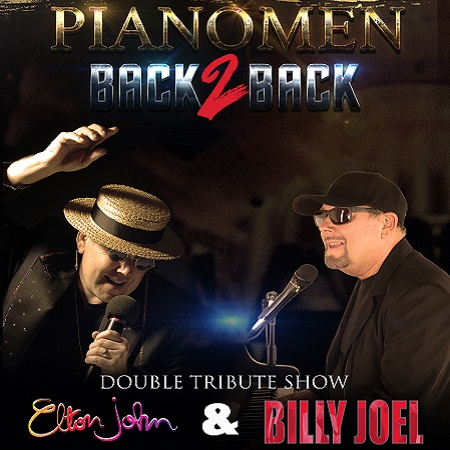 Photo of Piano Man, the tribute to Elton John & Billy Joel!