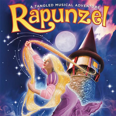 Scott Ritchie Productions present the performance of Rapunzel