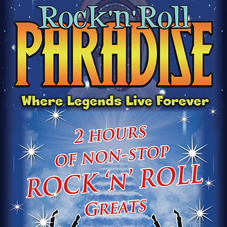 Event image for Rock n Roll Paradise at Camberely Theatre