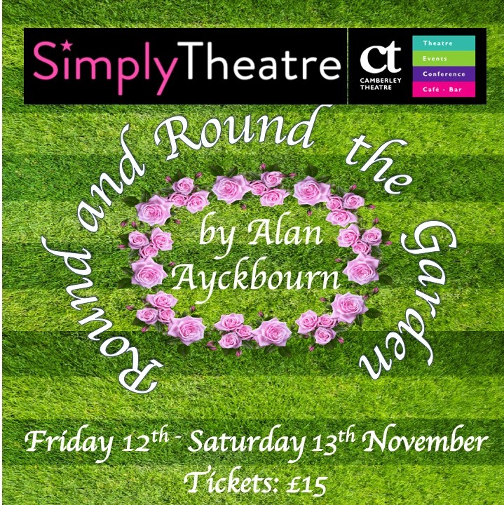 Event image Round and Round the Garden Camberely Theatre