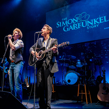 Event image for The Simon and Garfunkel Story at Camberely Theatre