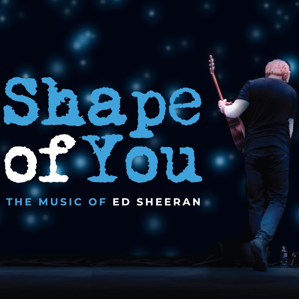 Event image for Shape of You at Camberley Theatre