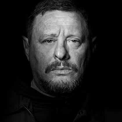 An Audience with Shaun Ryder at Camberley Theatre
