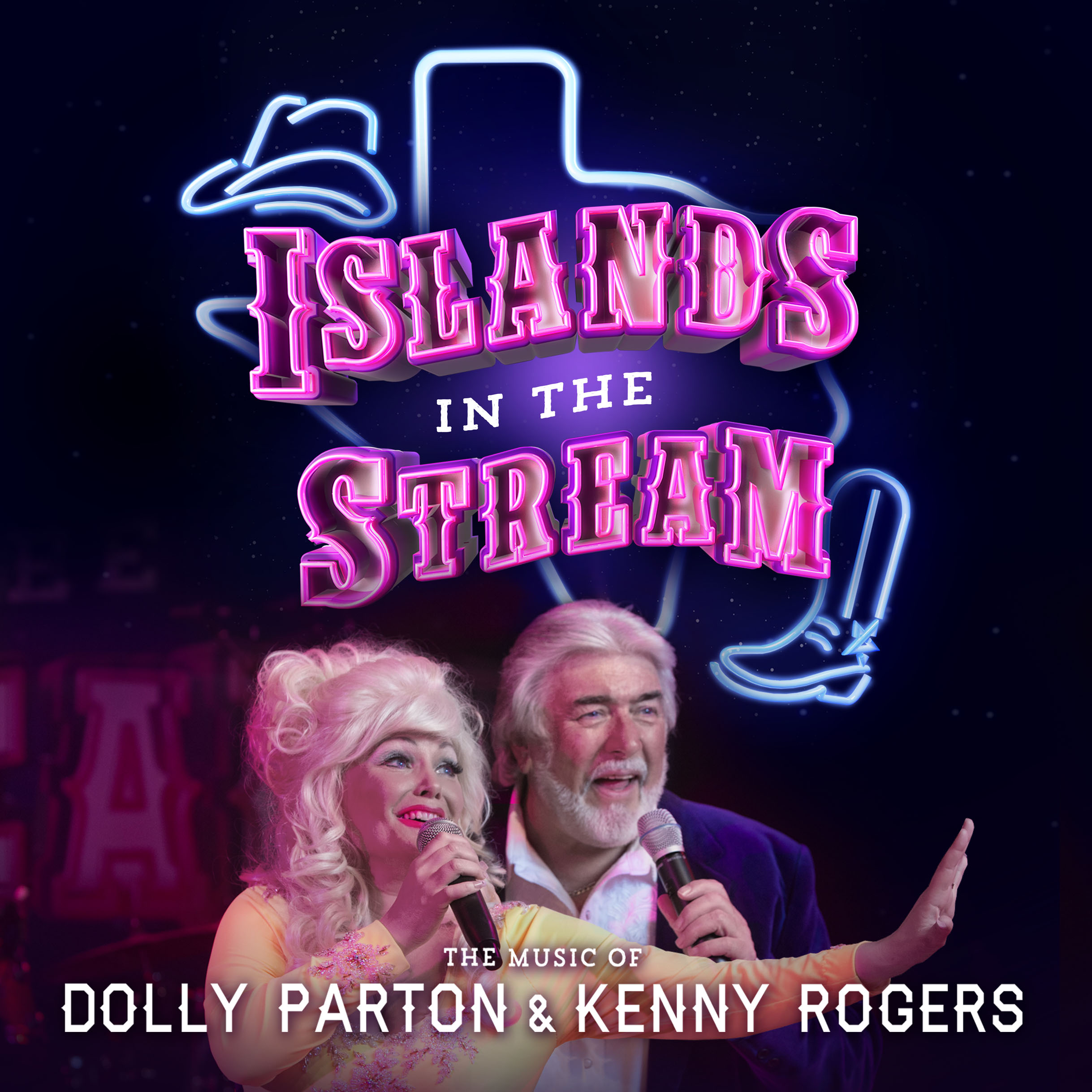 Islands in the Stream: The Music of Dolly Parton and Kenny ...