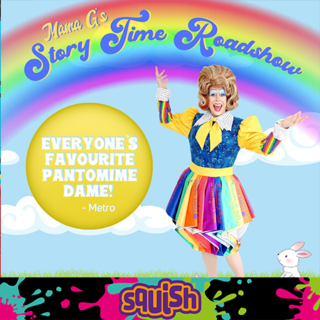 Event image for Mama G Story Time Roadshow