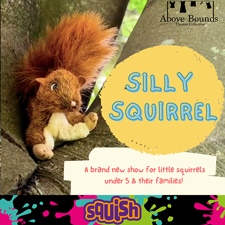 Event image for Silly Squirrel
