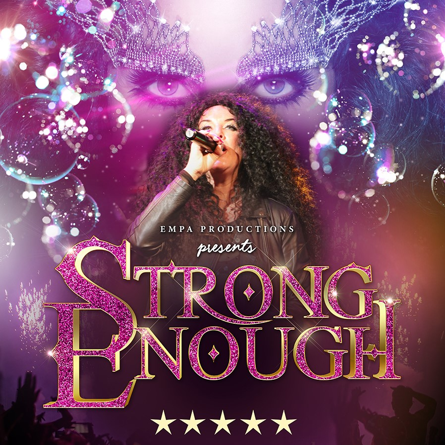 Strong Enough: Cher tribute performance