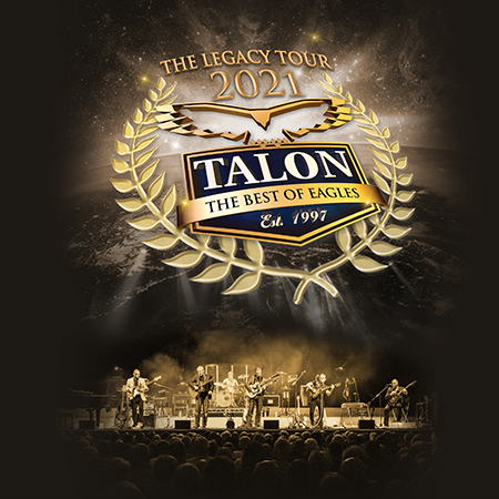Event image forTalon – Best of Eagles at Camberley Theatre
