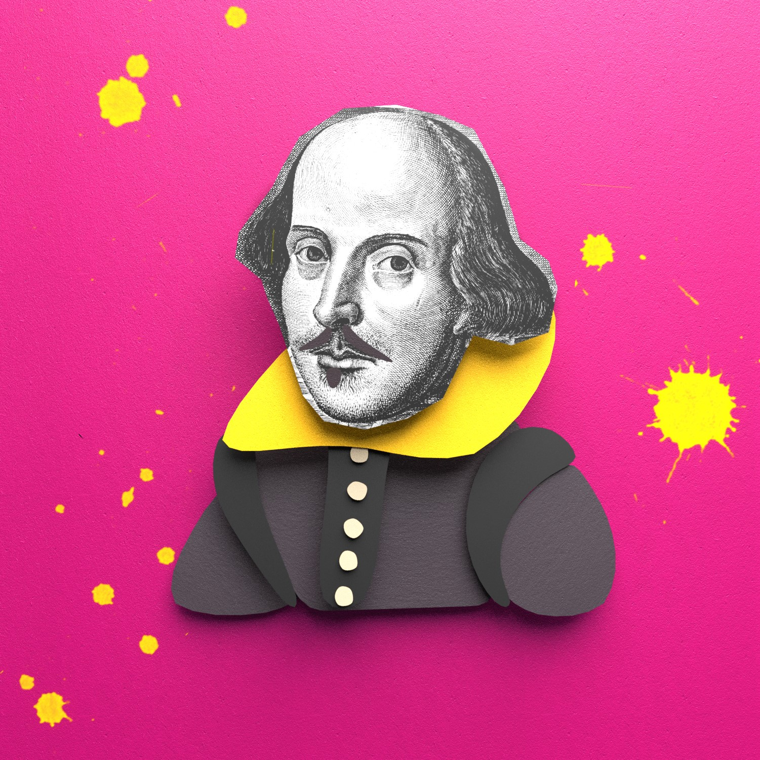 Event image for Impromptu Shakespeare at Camberley Theatre
