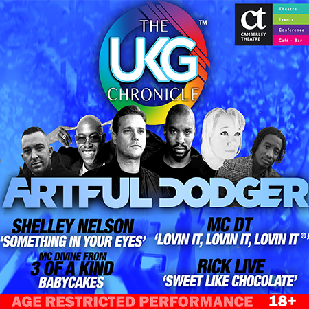 Event image for UKG Chronicle