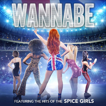 Wannabe - The Spice Girls Show performing at a show