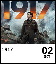 Booking link for 1917 on 2 October 2020