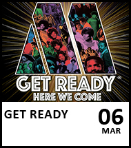 Booking link for Get Ready on 6 March 2021