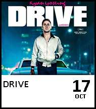 Booking link for Drive on 17 October 2020