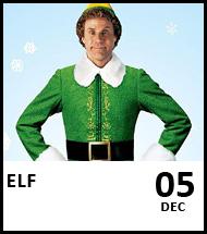 Booking link for Elf on 5 December 2020