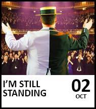 Booking link for I'm Still Standing – The Music of Elton John on 2 October 2021