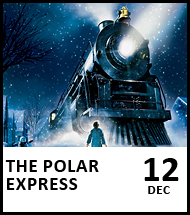 Booking link for The Polar Express on 12 December 2020