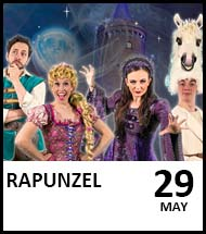 Booking link for Rapunzel on 29 May 2022
