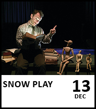 Booking link for Snow Play on 13 December 2020
