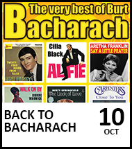 Booking link for Back To Bacharach on 10 October 2021