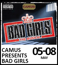 Booking link for Bad Girls The Musical