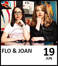 Booking link for Flo and Joan on 19th June 2021