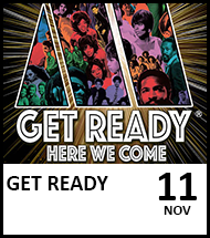 Booking link for Get Ready on 11 November 2022