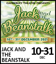 Booking link for Jack and the Beanstalk from 10-31 December 2021