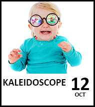 Booking link for Kaleidoscope on 12 October 2021