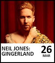Booking link for Neil Jones on 26 March 2021