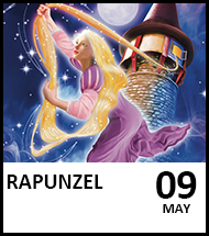 Booking link for Rapunzel on 9 May 2021